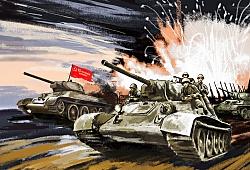 Операция «Полководец Румянцев»